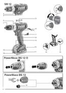 Metabo PowerMaxx SB 12 Set Seite 2