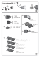 Metabo PowerMaxx SB 12 Set Seite 3