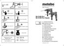 Metabo Sb E 600 R+L Impuls Seite 1