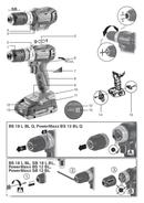 Metabo PowerMaxx SB 12 BL Seite 2