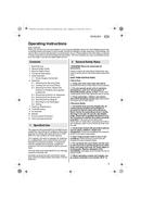 Metabo MAG 50 Seite 5