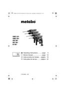 Metabo BE 561 Seite 1