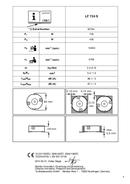 Metabo LF 724 S Seite 3