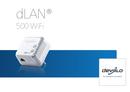 Devolo dLAN 500 WiFi sivu 1