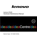 Página 1 do Lenovo Essential C540
