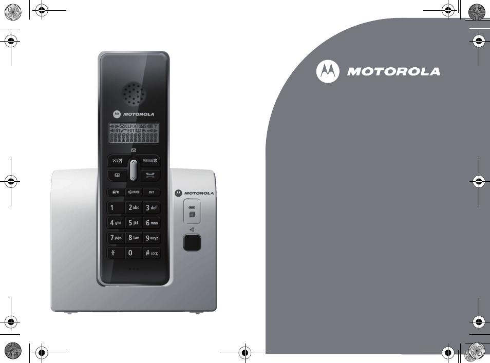 Motorola D201 manual