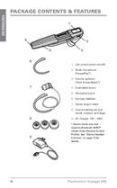 Plantronics Voyager 855 page 4