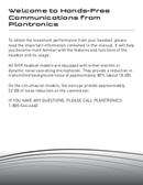 Plantronics SHR 2083 page 2