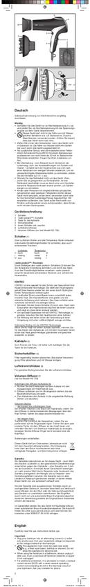 Braun Satin Hair 7 HD 730 pagina 2