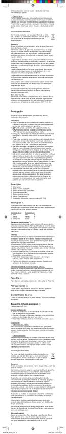 Braun Satin Hair 7 HD 730 pagina 5