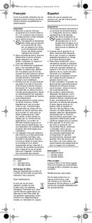 Braun Satin Hair 1 HD110 pagina 4