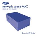 LaCie Network Space MAX pagina 1