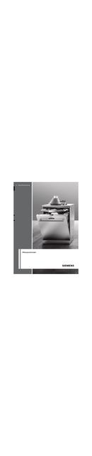 Siemens SR64E002 side 1