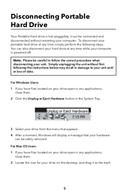 Verbatim USB 2.0 Portable HDD Seite 5