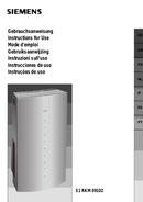 Siemens S1RKM09102 side 1