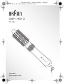 Braun Satin Hair 3 Airstyler 330 pagina 1