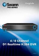 Swann DVR8-3000 manual