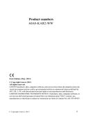Lenovo ThinkVision LT2423 sivu 2