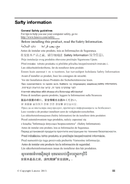 Lenovo ThinkVision LT2423 sivu 4