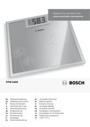 Bosch PPW3400 side 1