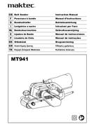 página del Maktec MT941 1