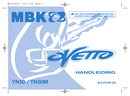 Yamaha NEO'S 50 sivu 1