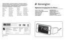 Kensington K39258 side 1