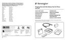 Kensington K39265 side 1