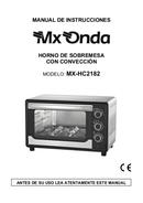 Mx Onda MX-HC2182 side 1