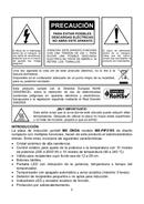Mx Onda MX-PIP2195 side 2