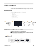 Lenovo ThinkVision L2230x sivu 5