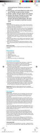 Braun Oral-B Pro 600 pagina 3