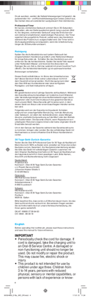 Braun Oral-B Pro 600 pagina 4