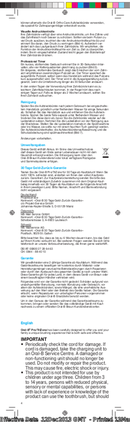 Braun Oral-B Pro 2500 pagina 4
