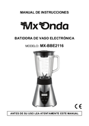 Mx Onda MX-BBE2116 side 1