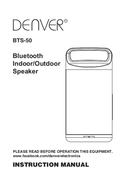 Denver BTS-50 sivu 1