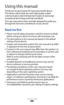 T-Mobile Samsung Galaxy S II pagina 2