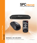 SPC Android Smart TV Box side 1