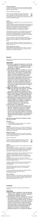 Braun Satin Hair 1 AS 110 pagina 4