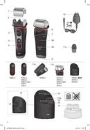 Braun Series 5 5040s Wet&Dry pagina 3