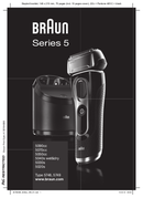 Braun Series 5 5030S pagina 1