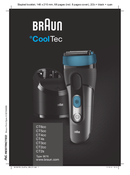 Braun CoolTec CT2cc pagina 1