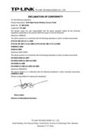 TP-Link TL-WA5110G sivu 5