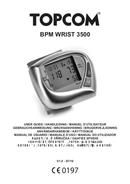 Topcom BPM Wrist 3500 pagina 1