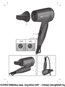 Braun Satin-Hair 1 HD 130 pagina 3