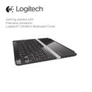 Logitech 920-004014 sivu 1