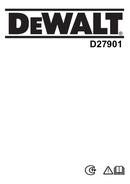 DeWalt D27901 page 1