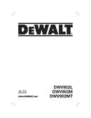 DeWalt DWV902L side 1