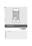 Bosch SPI50E25 pagina 1