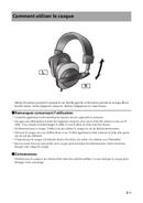 Yamaha HPH-MT220 sivu 5
